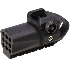 BATON airsoft Airsoft Micro Shot Breacher 1 BATON airsoft Micro Shot [ Compact 40BB 20mm Rail Mount Mounted Launcher ]