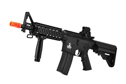 Lancer Tactical  1 Lancer Tactical AEG Airsoft Electric MK18 Mod 0 M4 CQB RIS (Black Gen 2)