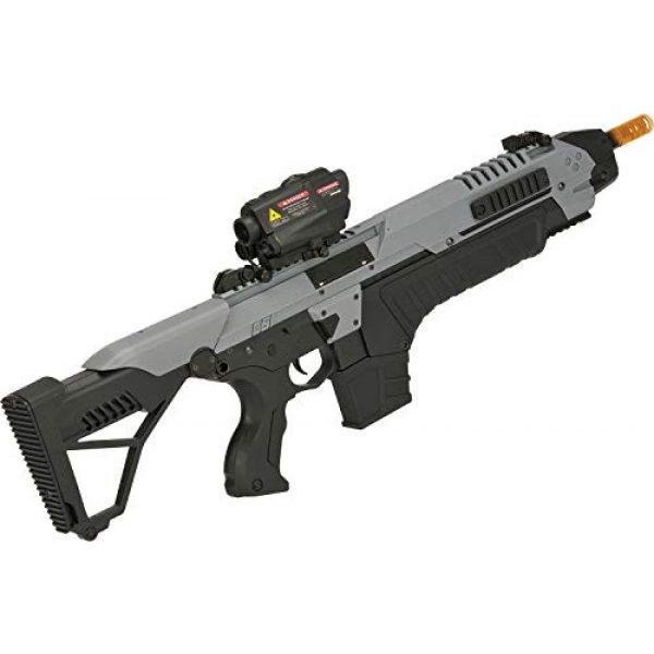 Evike Airsoft Rifle 2 Evike CSI S.T.A.R. XR-5 FG-1508 Advanced Airsoft Battle Rifle (Color: Grey)