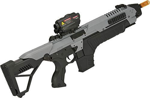 Evike  2 Evike CSI S.T.A.R. XR-5 FG-1508 Advanced Airsoft Battle Rifle (Color: Grey)