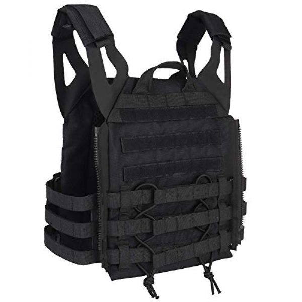 Will Outdoor Airsoft Tactical Vest 5 Will Outdoor Tactical 2.0 JPC Military MOLLE Hunting Airsoft Vest Multicam Combat Protective Vest