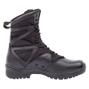 BLACKHAWK Combat Boot 1 BLACKHAWK 83BT18BK-130M Ultralight Boot, Medium/Size 13, Black