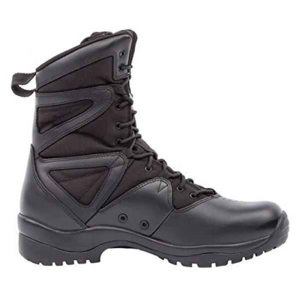 BLACKHAWK Combat Boot 1 BLACKHAWK 83BT18BK-130M Ultralight Boot, Medium/Size 13, Black