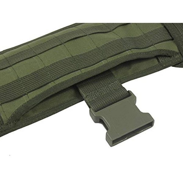 tactic.world Airsoft Tactical Vest 6 MOLLE Modular Tactical Belt molle Vest Chest rig Paintball Airsoft