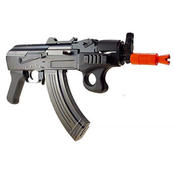 SRC Airsoft Rifle 4 src aeg-a7 krinkov semi/full auto nimah/charger included-metal gb(Airsoft Gun)