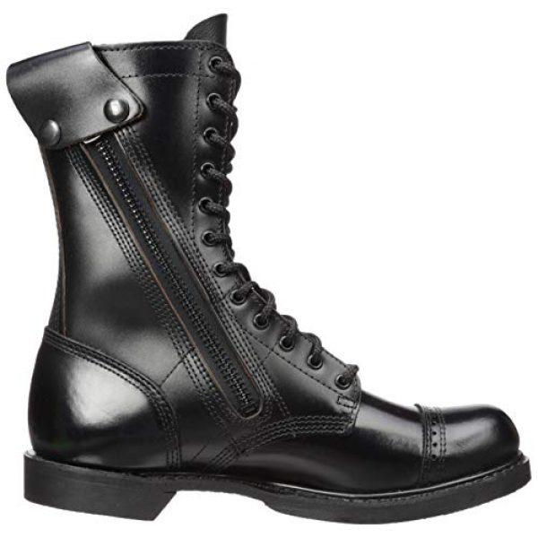 Corcoran Combat Boot 6 Men's 10 Inch Side Zipper Jump Boot-M