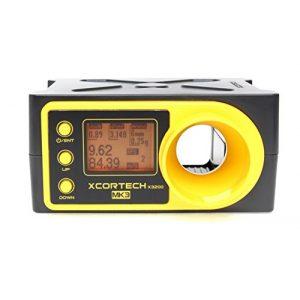 X3200 MK3 Airsoft Gun Chronograph 1 X3200 MK3 Xcortech Chronograph Airsoft BB Shooting Speed Tester