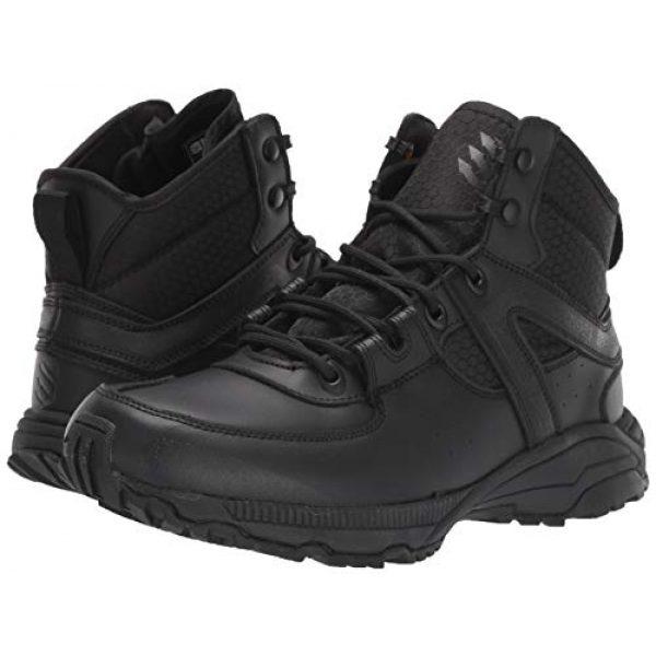 "BLACKHAWK Combat Boot 6 BLACKHAWK! BT06BK090M 6"" Trident Ultralite Boot Black 9/Medium 18481"