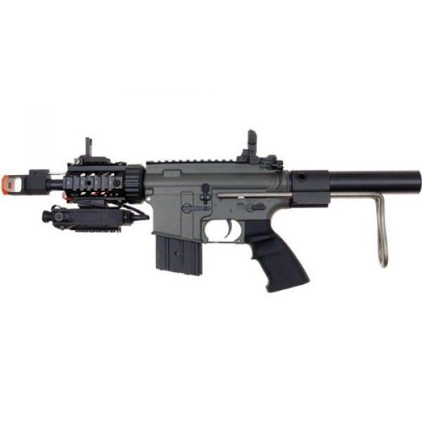 Jing Gong (JG) Airsoft Rifle 4 JG m4 cqb aeg carbine airsoft rifle(Airsoft Gun)