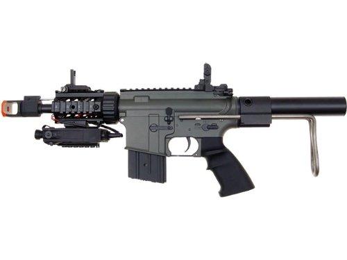 Jing Gong (JG)  4 JG m4 cqb aeg carbine airsoft rifle(Airsoft Gun)