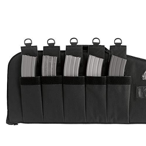 "UTG  4 42"" UTG DC Series Tactical Gun Case with Added Capacity (Black)"