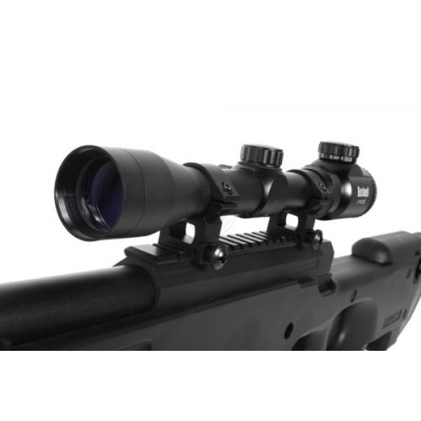 Well Airsoft Rifle 7 de airsoft shadow ops mk96 bolt action sniper rifle w/ bipod and scope(Airsoft Gun)