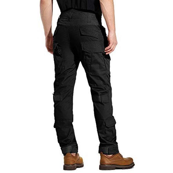 AKARMY Tactical Pant 6 Men's Military Tactical Pants Casual Camouflage Multi-Pocket BDU Cargo Pants Trousers