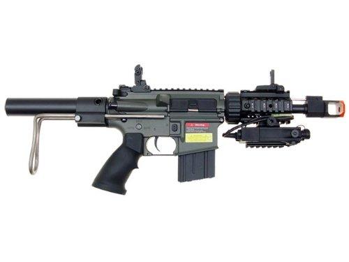 Jing Gong (JG)  3 JG m4 cqb aeg carbine airsoft rifle(Airsoft Gun)