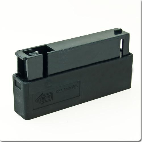 Well  1 WELL MB01 25rd Magazine for L96 Series softair (for airsoft toy only)