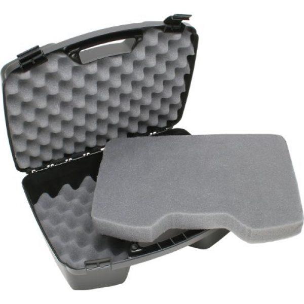 MTM Pistol Case 1 MTM Case-Gard Four Pistol Handgun Case, Black