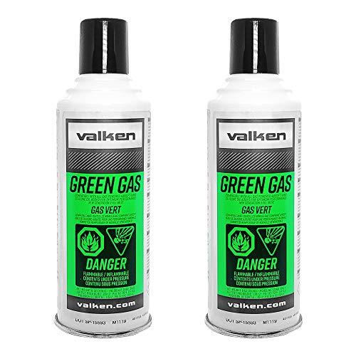 Valken Airsoft Gun Green Gas 1 Valken Airsoft Green Gas