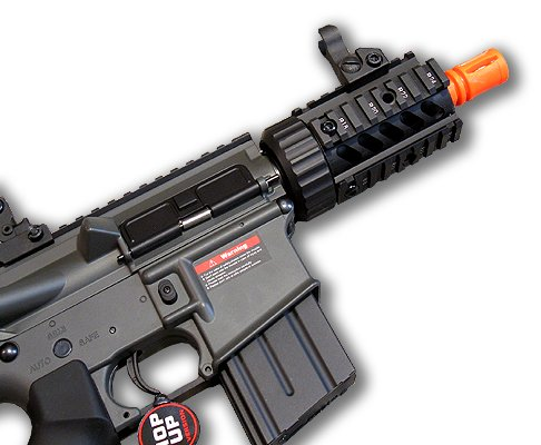 Jing Gong (JG)  2 JG Model4-CQB Stubby Killer airsoft gun