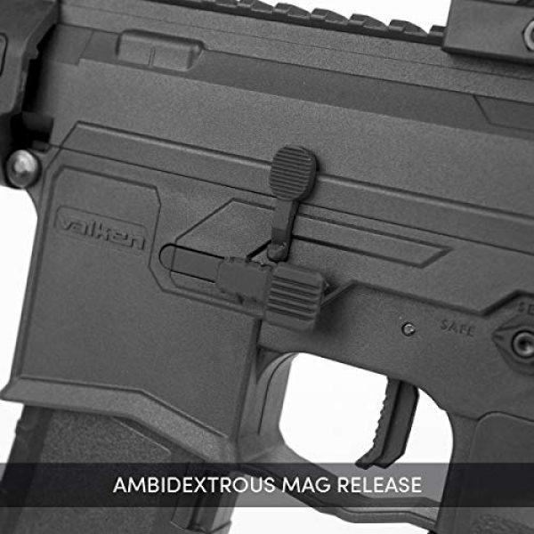 Valken Airsoft Rifle 5 Valken ASL Series M4 Airsoft Rifle AEG 6mm Rifle - MOD-M (Black)