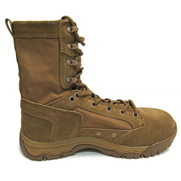 Military Uniform Supply Combat Boot 1 OCP Assault Boots - Coyote