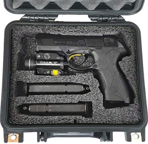 Case Club Pistol Case 2 Case Club Single Pistol Pre-Cut Waterproof Case (Gen 2)
