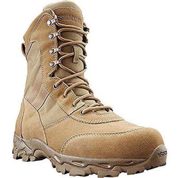 BLACKHAWK Combat Boot 1 BLACKHAWK BT05CY10M Desert Ops Coyote 498 Boots, Coyote Tan, Size 10/Medium