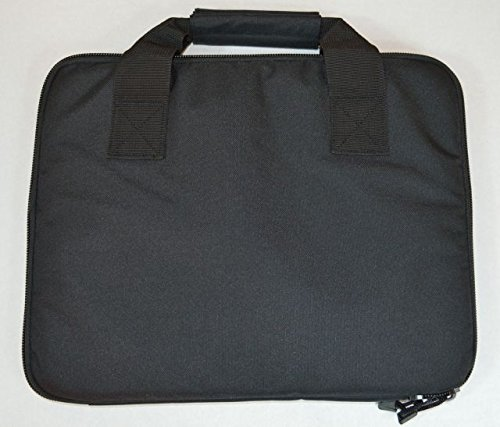 Yukon Tactical Pistol Case 6 Yukon Tactical Outfitters MG-PC0011 Big Bore Pistol Case, Black