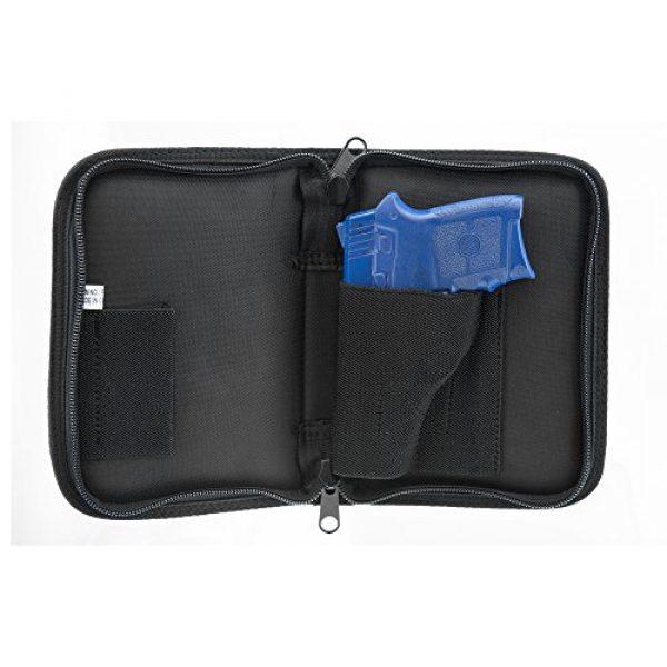 UTG Pistol Case 3 UTG Discreet Sub-compact Handgun Case for Pistol & Revolver