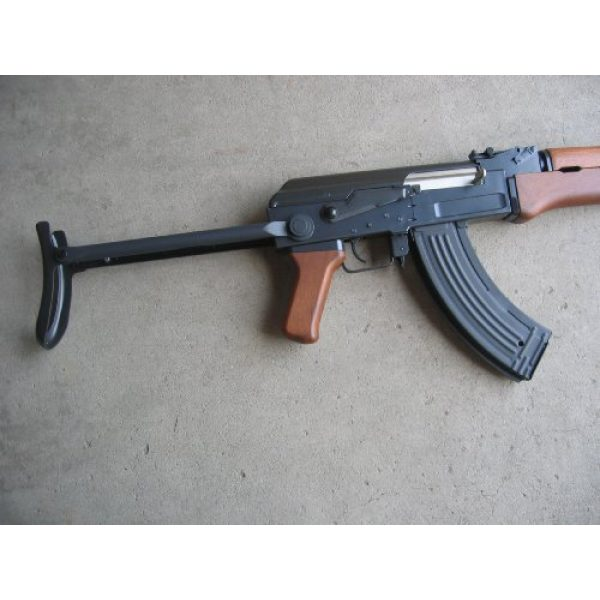 Double Eagle Airsoft Rifle 4 Double Eagle AK-47S Metal Electric 425 FPS Airsoft Assault Rifle Gun