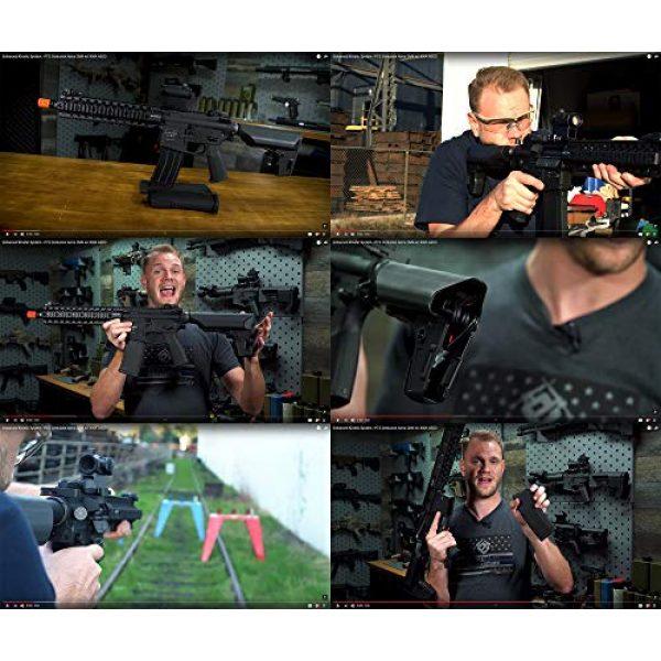 Evike Airsoft Rifle 4 Evike PTS Centurion Arms CM4 with KWA AEG3 System Airsoft AEG Rifle