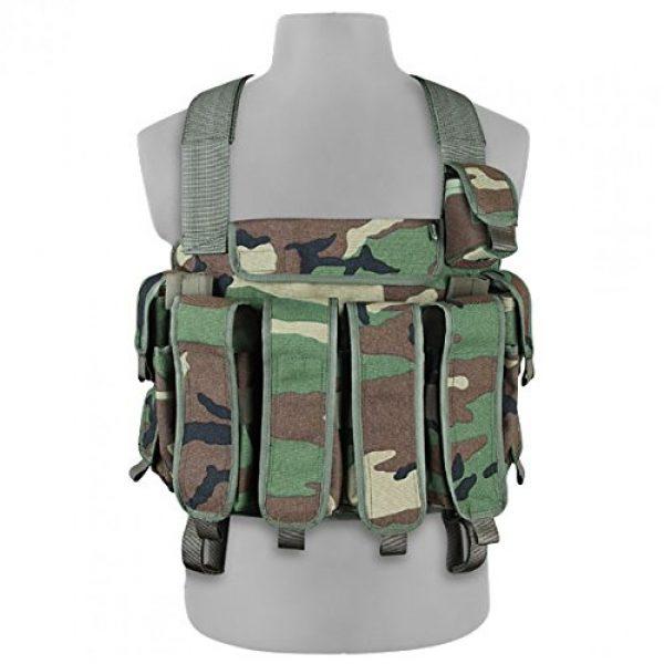 "Splav Airsoft Tactical Vest 1 Russian Military Vest ""Pioneer"" M23 by Splav"