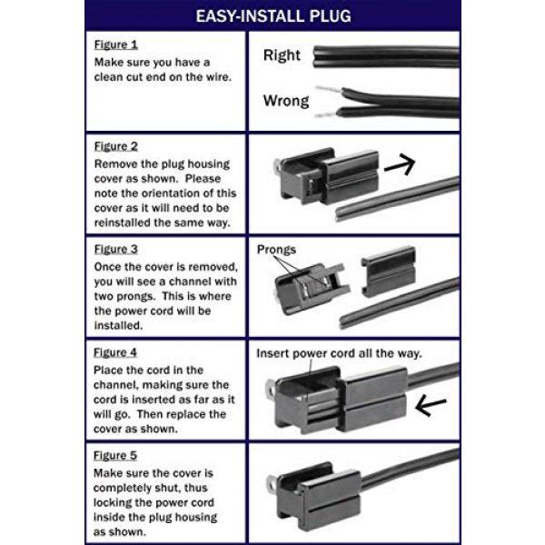 Lockdown Dehumidifier Rod 6 Lockdown Dehumidifier Rod (2 Pack) w/Micro Sam Salamon Cloth