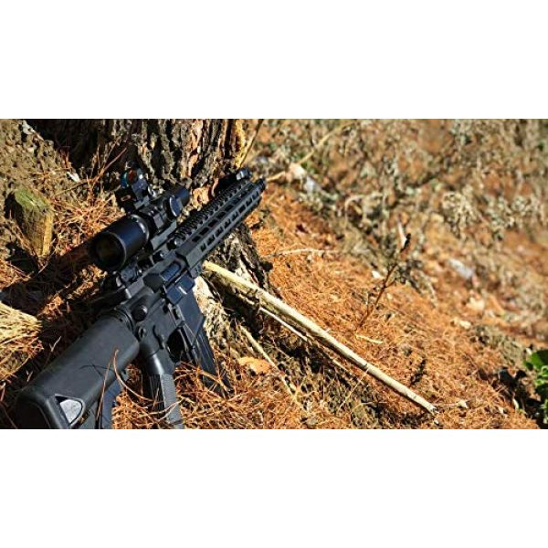 Adaptive Armament Airsoft Rifle 2 Adaptive Armament Scout (Including Battery & Charger)