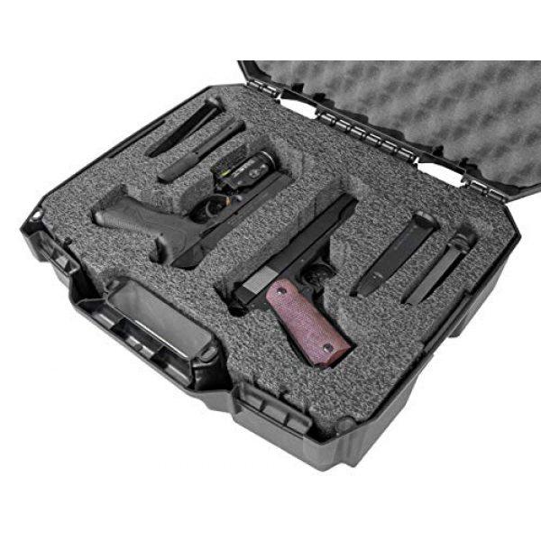 Case Club Pistol Case 4 Case Club Pre-Cut Pistol Carrying Cases