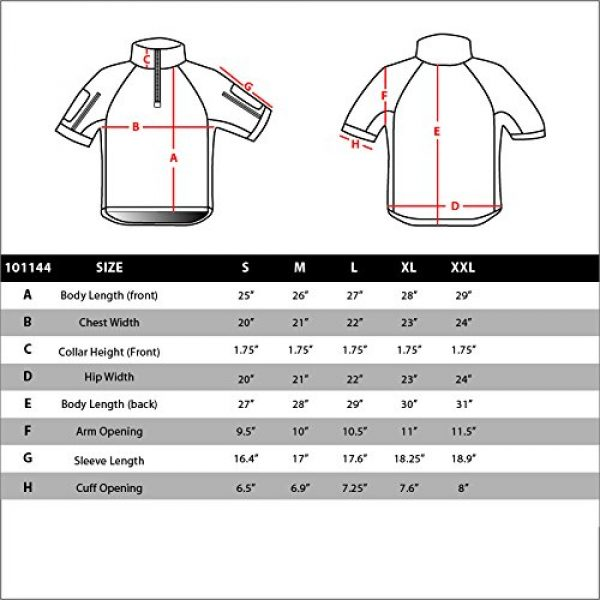 Condor Tactical Shirt 2 Condor Outdoor Tactical Short Sleeve Combat Shirt