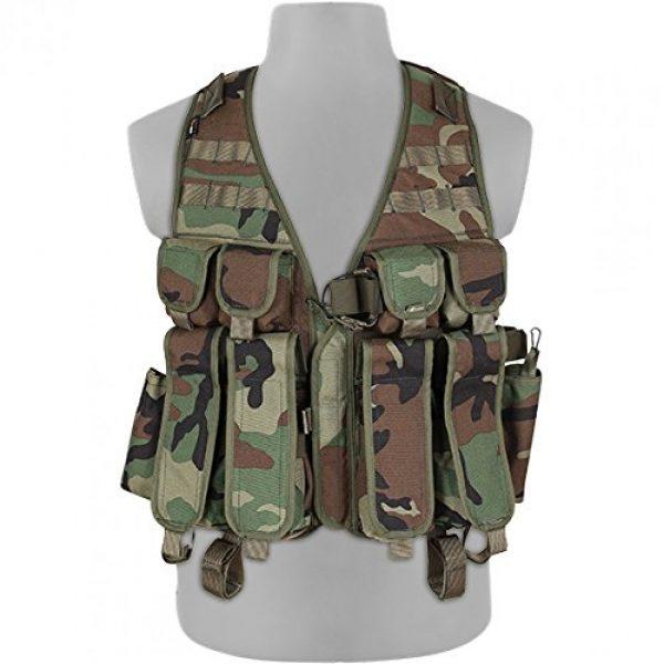 "Splav Airsoft Tactical Vest 4 Russian Military Tarzan ""M32"" by Splav"