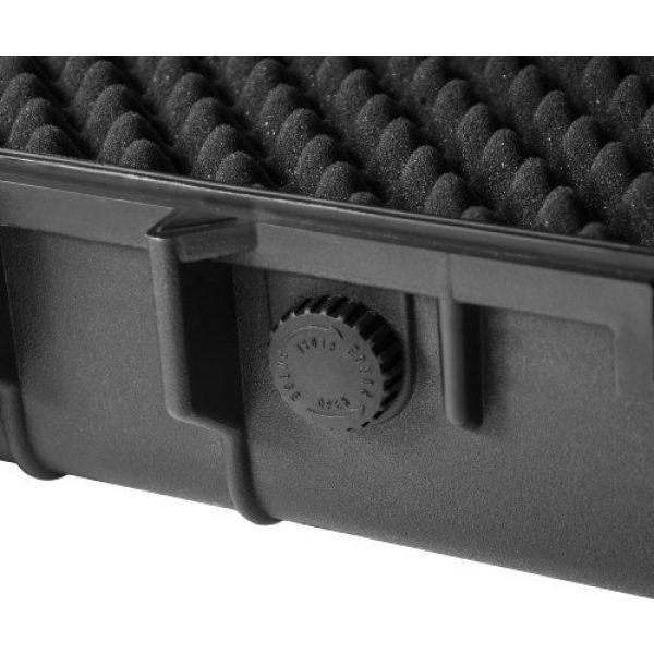 BARSKA Rifle Case 5 BARSKA Loaded Gear Watertight Hard Rifle Case, 44-Inch