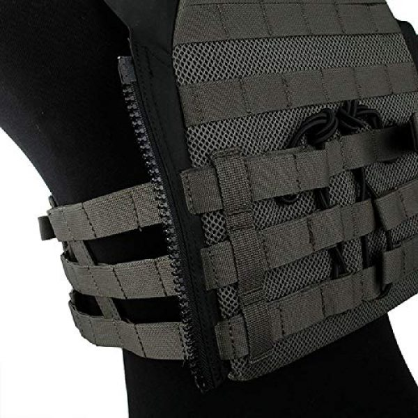 BGJ Airsoft Tactical Vest 7 TMC Tactical Vest Jump Plate Carrier JPC 2.0 Maritime Ver Ranger Green MOLLE Body Armor Molle Vest Hunting Airsoft Tactical Gear