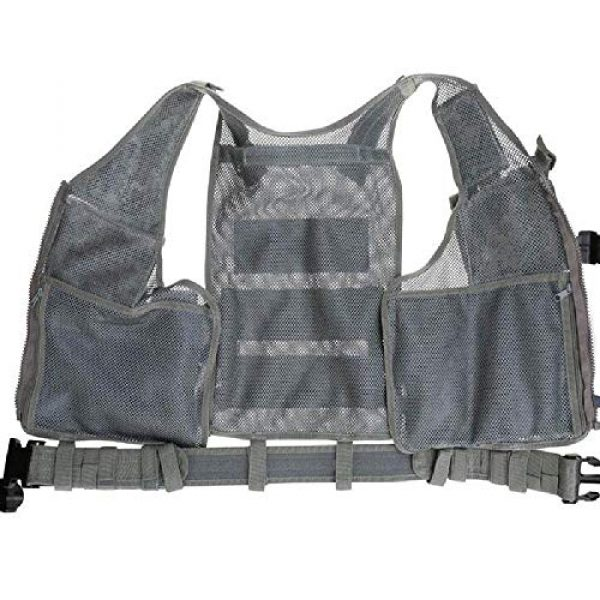 BGJ Airsoft Tactical Vest 2 BGJ Military Equipment Tactical Vest Police Training Combat Armor Gear Army Paintball Hunting Airsoft Vest Molle Protective Vests