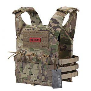 OneTigris Airsoft Tactical Vest 1 OneTigris Tactical Larser-Cut Vest