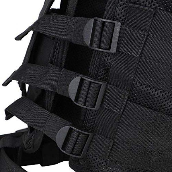 BGJ Airsoft Tactical Vest 7 BGJ Military Equipment Tactical Vest Airsoft Vest war Game Army Training Paintball Combat Protective Vest SWAT Fishing Police Vest
