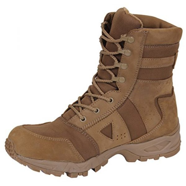 Rothco Combat Boot 1 AR 670-1 Coyote Forced Entry Tactical Boot