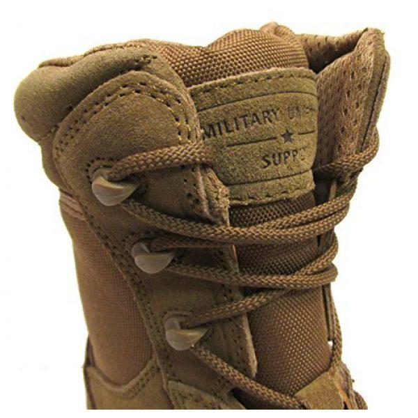 Military Uniform Supply Combat Boot 4 OCP Tactical Boots - Coyote