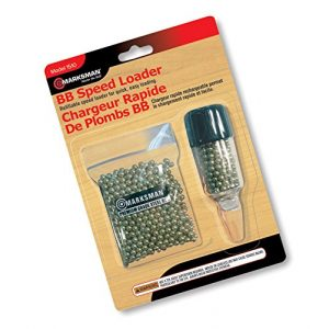 Marksman Air Gun Pellet 1 Beeman BB Speed Loader .177 Caliber Pellets with 1000 BBs