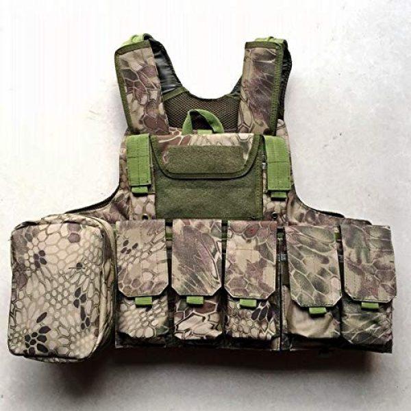 SHENGCUNZHE Airsoft Tactical Vest 1 SHENGCUNZHE Outdoor Tactical Vest