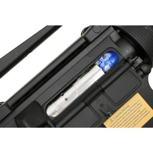 P-Force Airsoft Rifle 6 PForce M4 Full Metal Semi and Full Auto Electric AEG Airsoft Rifle