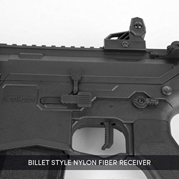 Valken Airsoft Rifle 2 Valken ASL MOD-M AEG M4 6mm Airsoft Rifle - Black