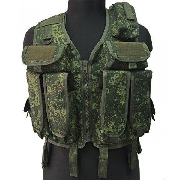 "NANA Airsoft Tactical Vest 1 NaNa Russian Military Vest Gorod 2"" by ANA"