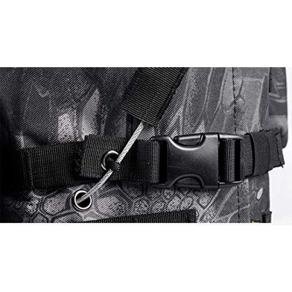 BGJ Airsoft Tactical Vest 2 BGJ Military Tactical Vest Equipment Molle Assault Carrier Airsoft Vest Outdoor Shooting CS Hunting Combat Camouflage Vest Gear