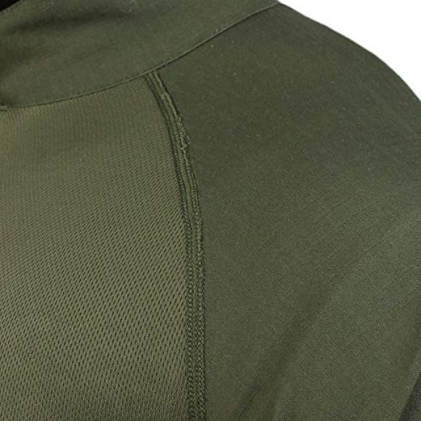 Condor Tactical Shirt 3 Condor Outdoor Combat Shirt (Tan, Medium)